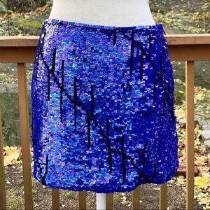 Gryphon New York Sequin Skirt - festival - rave